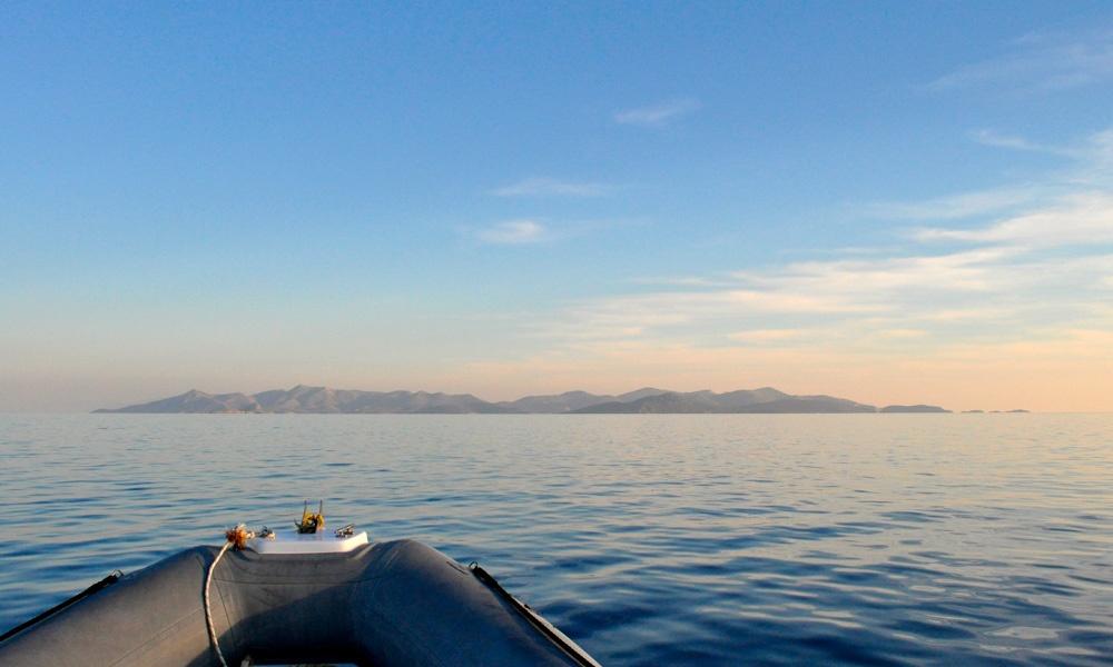 Visiter les îles à partir de la Villa M, Lipsi