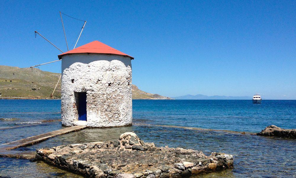 La Villa M, vos vacances dans les îles grecques à Lipsi