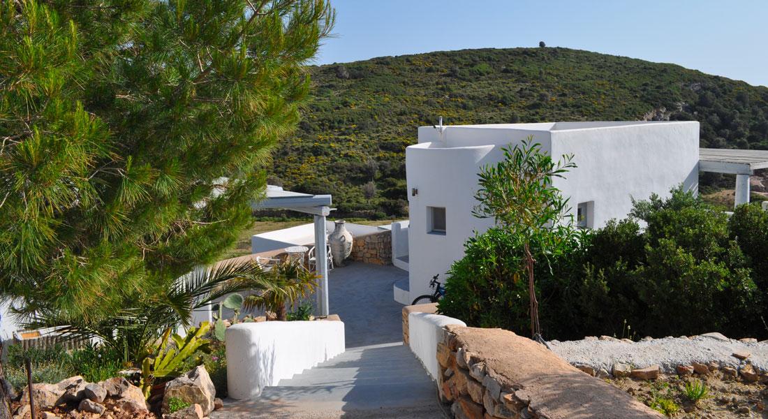 La Villa M, une maison de vacances à Lipsi
