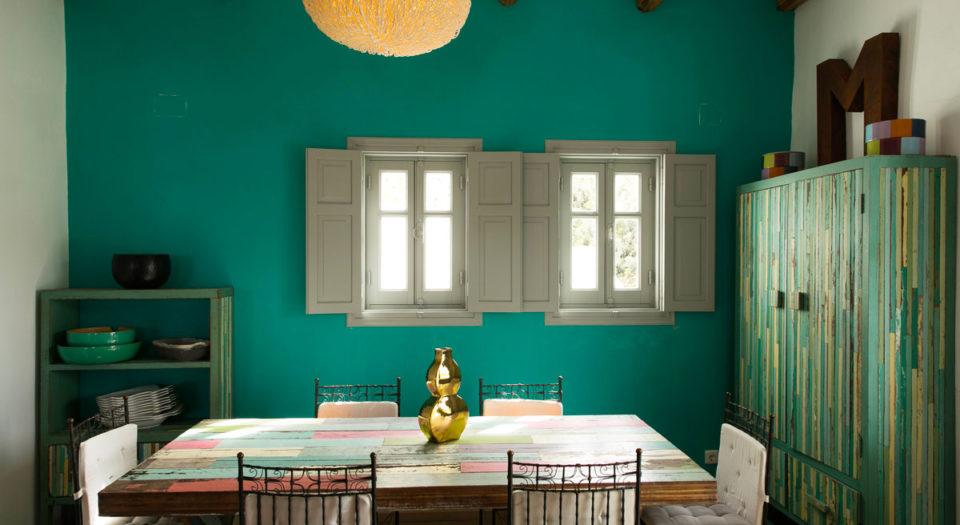 La Villa M, maison en location pour vos vacances à Lipsi.