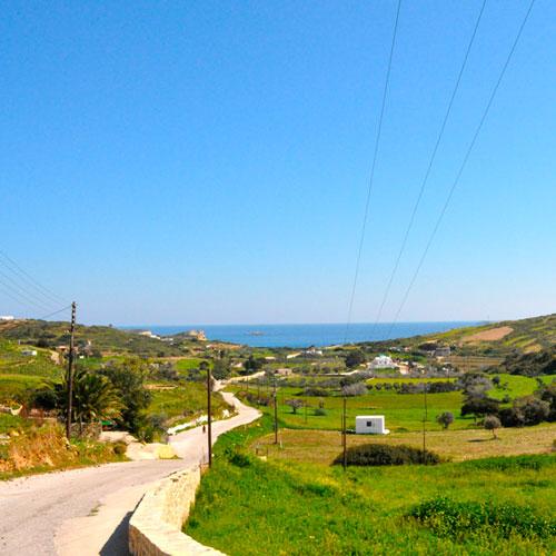 Lipsi, une île pour des vacances à la Villa M