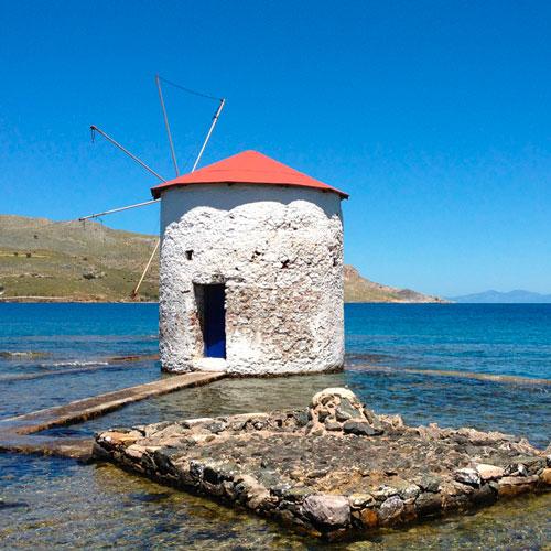 L'île de Lipsi, Villa M