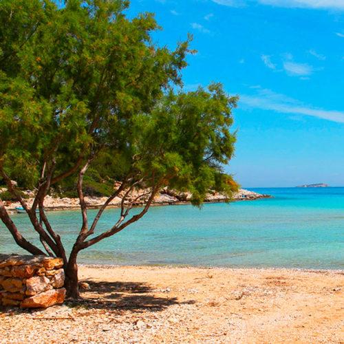 Lipsi, la Villa M, vacances au paradis