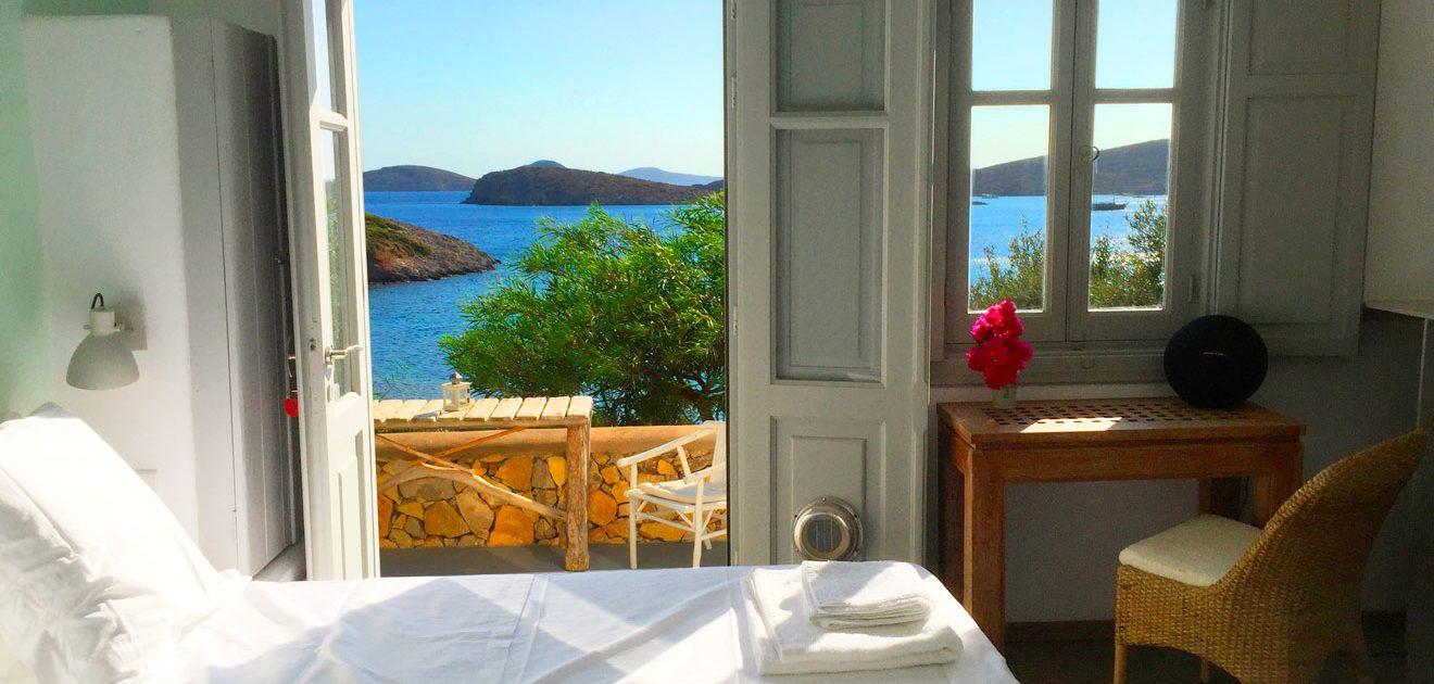 La Villa M une maison à louer pour vos vacances à Lipsi