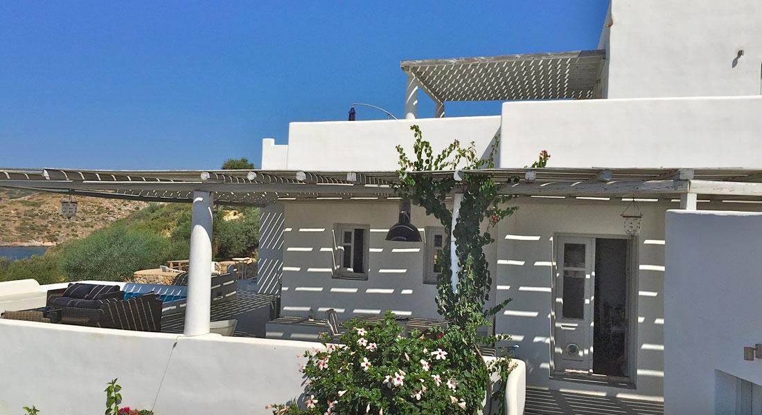 La Villa M, une maison pour vos vacances ensoleillées à Lipsi
