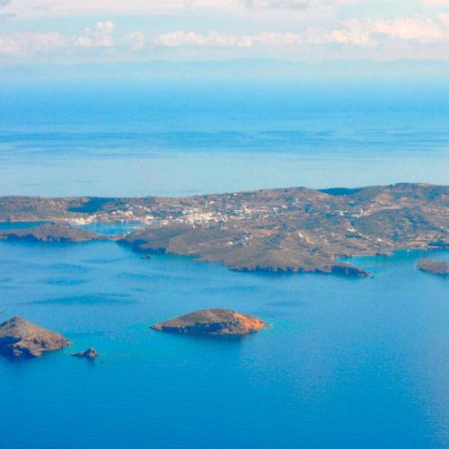 Location de maison à Lipsi, une île du Dodécanèse
